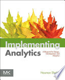 Implementing Analytics Book