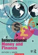 INTERNATIONAL MONEY   FINANCE Book