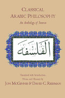 Classical Arabic Philosophy