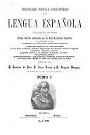 Diccionario popular enciclopédico de la lengua española: A-B