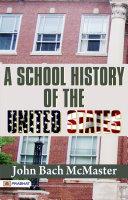 A School History of the United States Pdf/ePub eBook