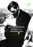 D H  Lawrence  Music and Modernism