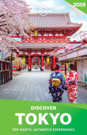 Lonely Planet Discover Tokyo 2019
