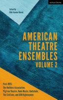 American Theatre Ensembles Volume 2 [Pdf/ePub] eBook