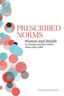 Prescribed Norms
