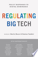 Regulating Big Tech