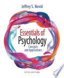 """Essentials of Psychology: Concepts and Applications"" by Jeffrey S. Nevid"