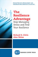 The Resilience Advantage Book