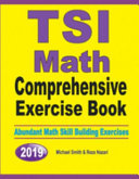 TSI Math Comprehensive Exercise Book
