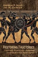 Restoring Thucydides