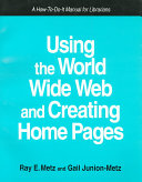 Using The World Wide Web And Creating Home Pages
