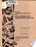 Liaison Conservation Directory For Endangered And Threatened Species