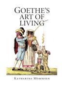 Pdf Goethe's Art of Living Telecharger