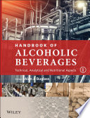 """Handbook of Alcoholic Beverages: Technical, Analytical and Nutritional Aspects"" by Alan J. Buglass"
