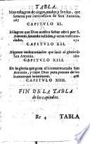 San Antonio De Padua Muy Lleno De Doctos Y Curiosos Discursos Predicables