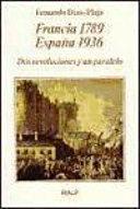 Francia 1789-España 1936
