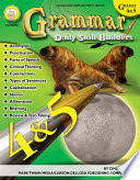 Grammar Grades 4 5
