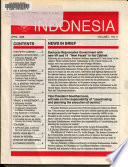 Indonesia, News & Views