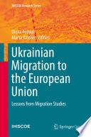 Ukrainian Migration To The European Union