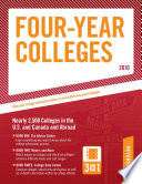 Four-Year Colleges 2010