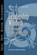 Leadership Wisdom