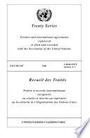 Treaty Series 2367