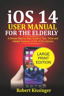 IOS 14 User Manual For the Elderly