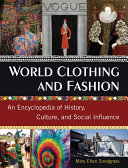 World Clothing and Fashion