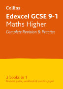 Edexcel GCSE 9 1 Maths Higher All in One Complete Revision and Practice  For the 2020 Autumn   2021 Summer Exams  Collins GCSE Grade 9 1 Revision