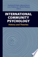 International Community Psychology