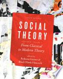 Social Theory Volume I