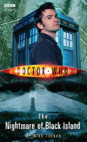 Doctor Who: The Nightmare of Black Island Book