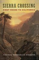 Sierra Crossing Pdf/ePub eBook