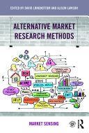 Alternative Market Research Methods