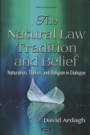 The Natural Law Tradition and Belief Book PDF