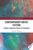 Contemporary Native Fiction