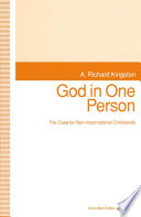 God in One Person Book PDF