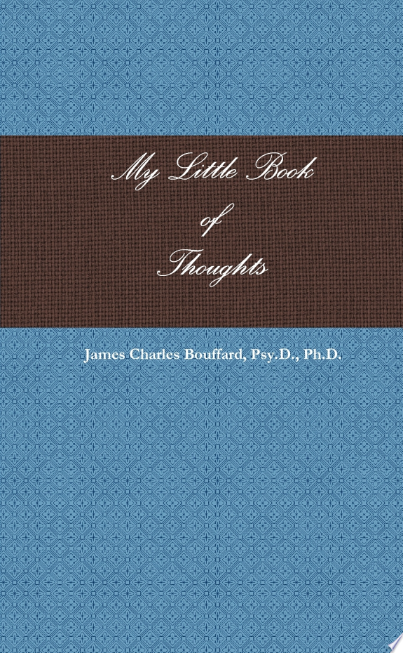 My Little Book of Thoughts