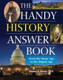 The Handy History Answer Book Pdf/ePub eBook