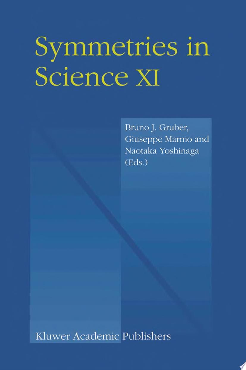 Symmetries in Science XI