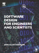 Software Design for Engineers and Scientists Pdf/ePub eBook