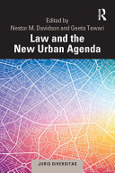 Pdf Law and the New Urban Agenda Telecharger