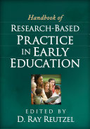 Handbook of Research Based Practice in Early Education