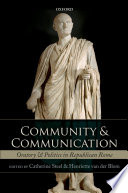 Community And Communication PDF