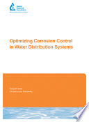 Optimizing Corrosion Control in Water Distribution Systems Book