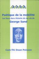 Poétique de la mobilité