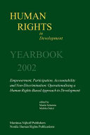 Empowerment  Participation  Accountability and Non discrimination
