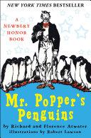 Mr. Popper's Penguins Pdf