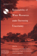 Sustainability of Water Resources Under Increasing Uncertainty