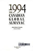 The Canadian Global Almanac 1994